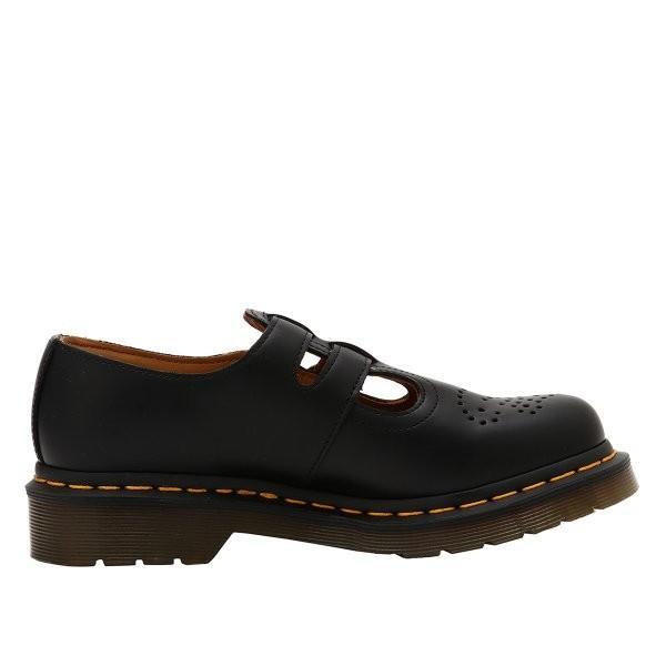 【即納】ドクターマーチン Dr. Martens ユニセックス ローファー・オックスフォード シューズ・靴 8065 MARY JANE SHOES Black|ef-3|04