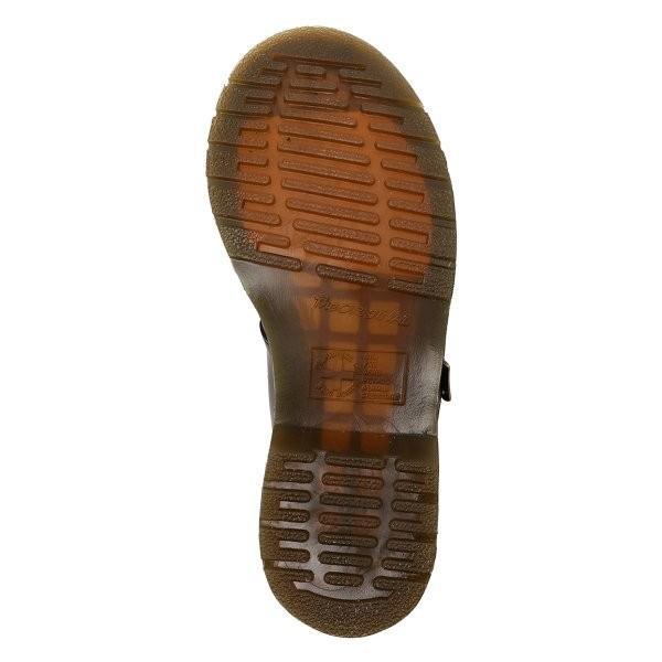 【即納】ドクターマーチン Dr. Martens ユニセックス ローファー・オックスフォード シューズ・靴 8065 MARY JANE SHOES Black|ef-3|05
