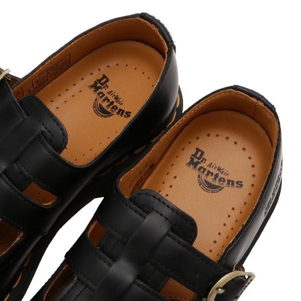 【即納】ドクターマーチン Dr. Martens ユニセックス ローファー・オックスフォード シューズ・靴 8065 MARY JANE SHOES Black|ef-3|06