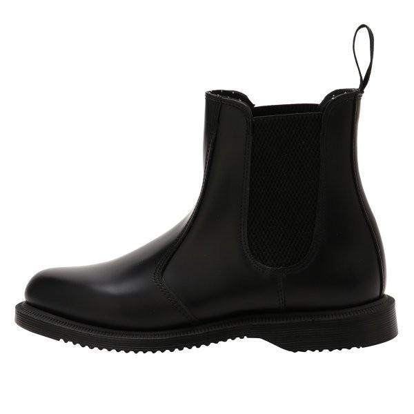 【即納】ドクターマーチン Dr. Martens レディース ブーツ シューズ・靴 FLORA BOOTS BLACK|ef-3|03