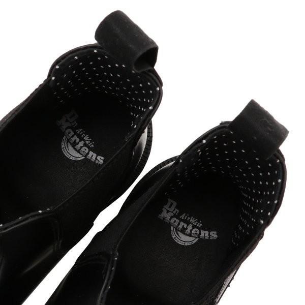 【即納】ドクターマーチン Dr. Martens レディース ブーツ シューズ・靴 FLORA BOOTS BLACK|ef-3|06