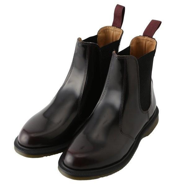 【即納】ドクターマーチン Dr. Martens レディース ブーツ シューズ・靴 FLORA BOOTS CHERRY RED|ef-3