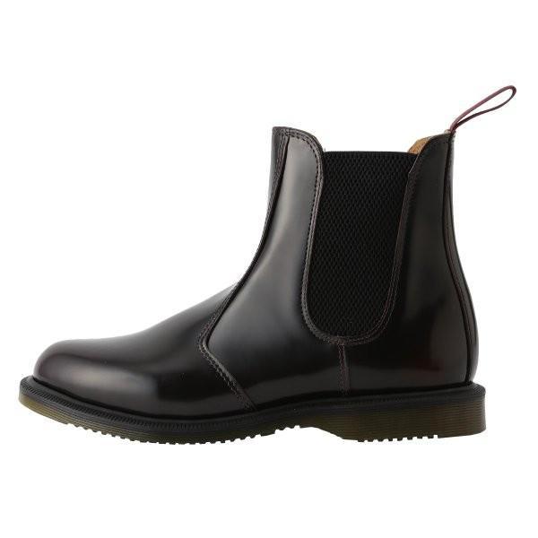 【即納】ドクターマーチン Dr. Martens レディース ブーツ シューズ・靴 FLORA BOOTS CHERRY RED|ef-3|03