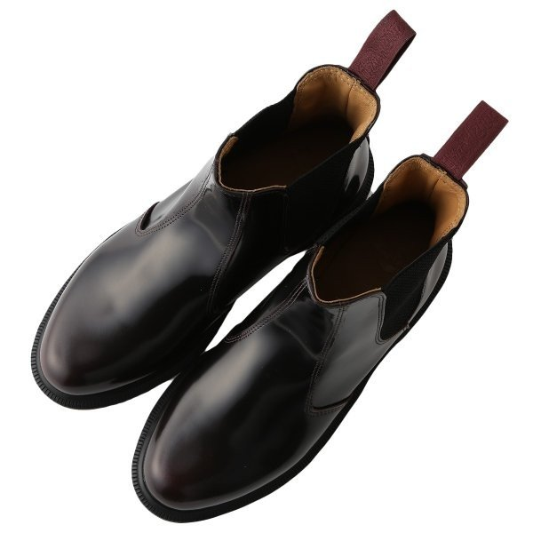 【即納】ドクターマーチン Dr. Martens レディース ブーツ シューズ・靴 FLORA BOOTS CHERRY RED|ef-3|06