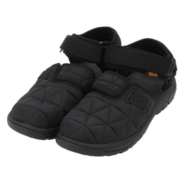 【即納】テバ TEVA メンズ サンダル シューズ・靴 M HURRICANE HYBRID BLK|ef-3