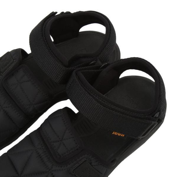 【即納】テバ TEVA メンズ サンダル シューズ・靴 M HURRICANE HYBRID BLK|ef-3|06