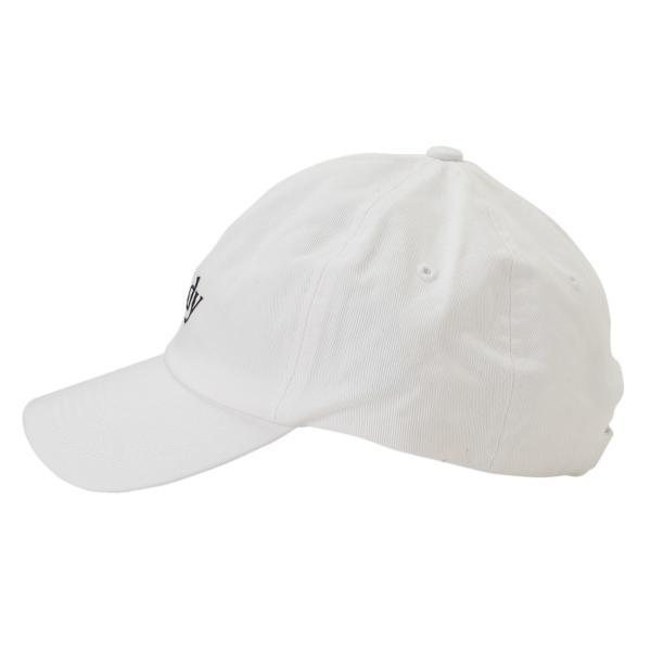 【即納】アーバンアウトフィッターズ Urban Outfitters ユニセックス キャップ 帽子 Daddy Baseball Hat White ダッドハット ロゴ刺繍 ef-3 03