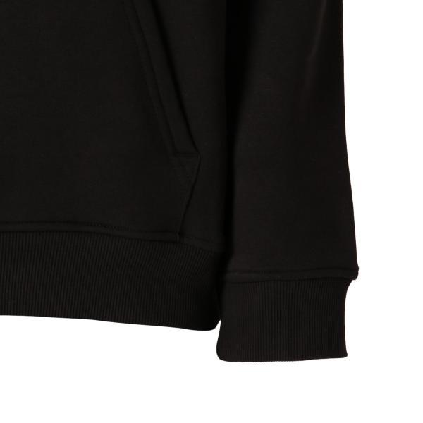 【即納】カルバンクライン Calvin Klein メンズ パーカー トップス VARSITY TRAVELLING LOGOCROSSOVER HOODIE BLACK - REBUY プルオーバー フード フーディ|ef-3|07