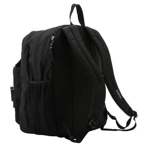 【即納】ジャンスポーツ JanSport ユニセックス バックパック・リュック バッグ BIG STUDENT BAG BLACK 通勤 通学 ビッグスチューデント|ef-3|02