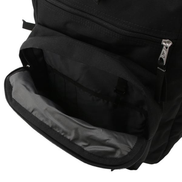 【即納】ジャンスポーツ JanSport ユニセックス バックパック・リュック バッグ BIG STUDENT BAG BLACK 通勤 通学 ビッグスチューデント|ef-3|04