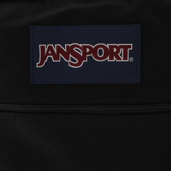 【即納】ジャンスポーツ JanSport ユニセックス バックパック・リュック バッグ BIG STUDENT BAG BLACK 通勤 通学 ビッグスチューデント|ef-3|07