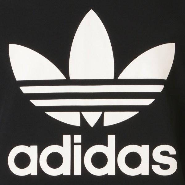 【即納】アディダス adidas originals メンズ パーカー トップス フーディー フード TEAM TECH HOODIE BLACK / WHITE|ef-3|03