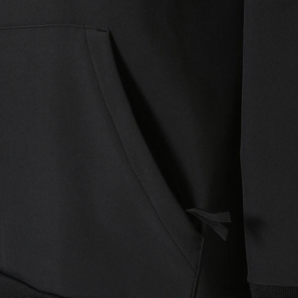 【即納】アディダス adidas originals メンズ パーカー トップス フーディー フード TEAM TECH HOODIE BLACK / WHITE|ef-3|06