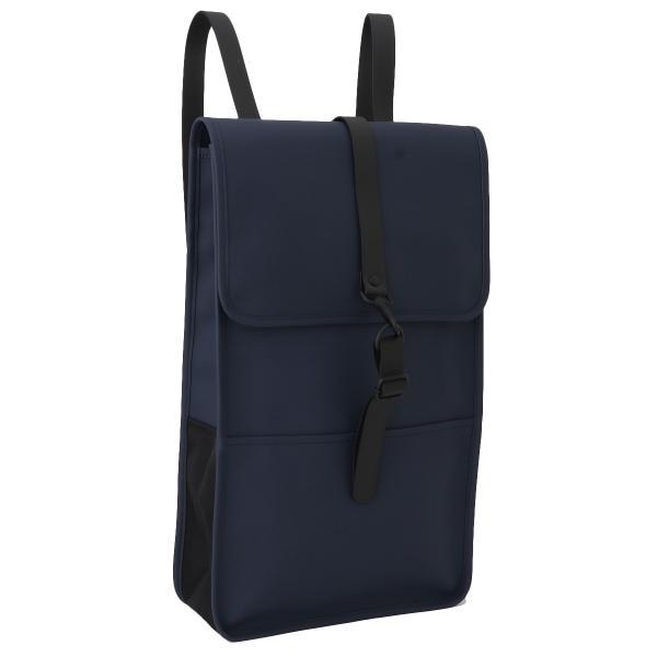 【即納】レインズ RAINS ユニセックス バックパック・リュック バッグ Backpack Blue|ef-3