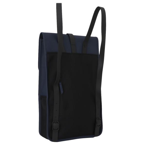 【即納】レインズ RAINS ユニセックス バックパック・リュック バッグ Backpack Blue|ef-3|02