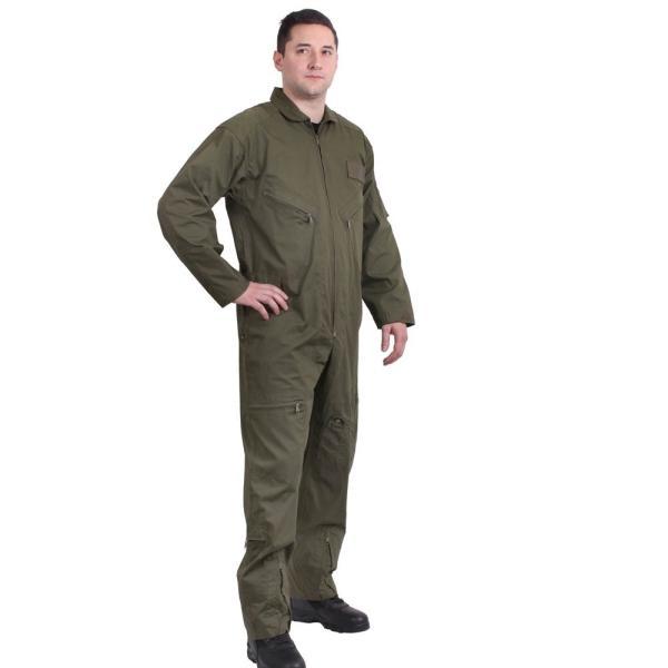 メンズ ミリタリーつなぎ服 エアーフォース仕様 ロスコ フライトスーツ 空軍作業服のレプリカ仕様|efc|08