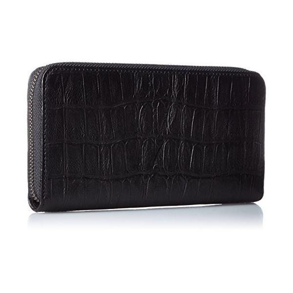 b3d3a09b5b4a (ディーゼル) DIESEL メンズ 財布 ジップ付き 長財布 型押しクロコウォレット X03903P0178 UNI