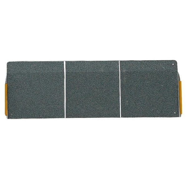 イーストアイ ポータブルスロープエッジ付き アルミ1枚板タイプ 全長25cm/PEK025