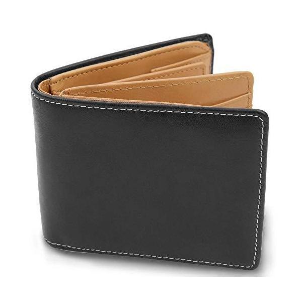 一流の革職人が作るRESPIL財布メンズ二つ折り小銭入れ本革