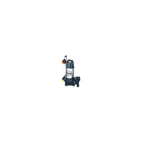寺田 汚水用水中ポンプ  自動  50Hz PGA400T