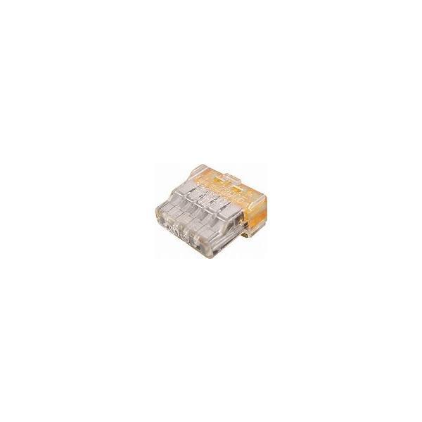 TRUSCO 差込形電線コネクタ極数5 TQL5