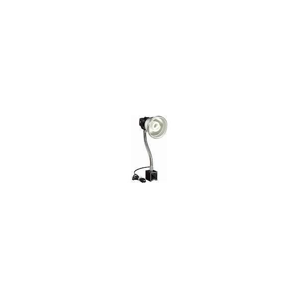 ハタヤ 蛍光灯マグスタンド 18W蛍光灯付 電線1.6m マグネットスタンド付 MF15M