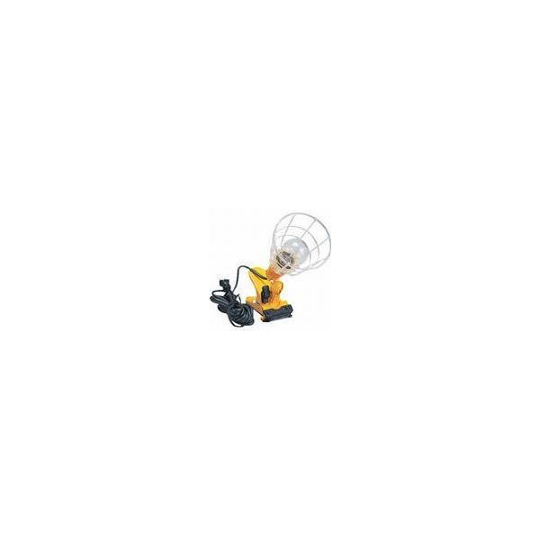 ハタヤ 軽便ランプ 単相100V 100W耐震電球付 電線5m KL100