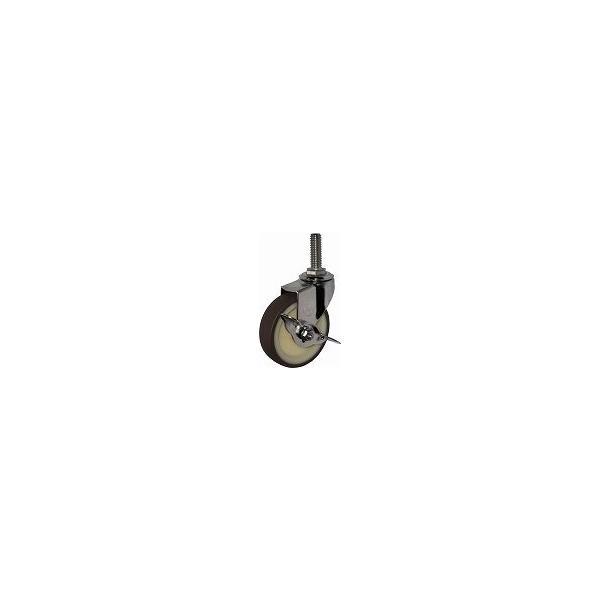 ハンマー EAシリーズオールステンレス自在SP付ウレタン車100mm 315EAUR100BAR01
