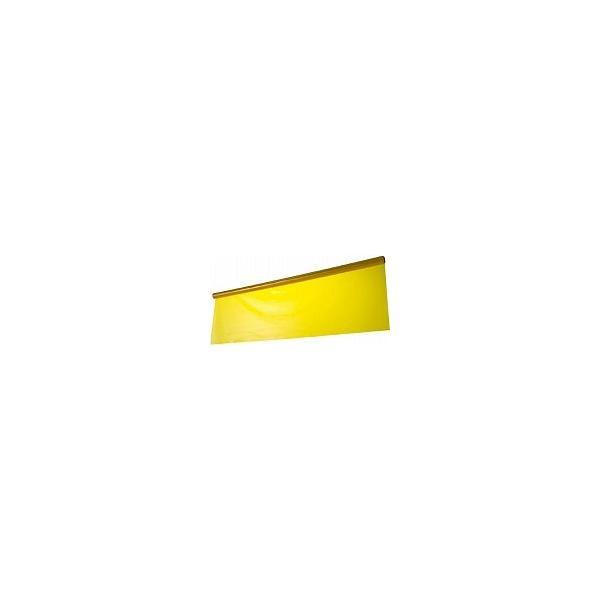 TRUSCO 溶接遮光シートのみ 0.35TXW2050XH5000 黄 A325Y