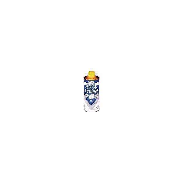 アサヒペン お徳用ペイントうすめ液S400ML 571168