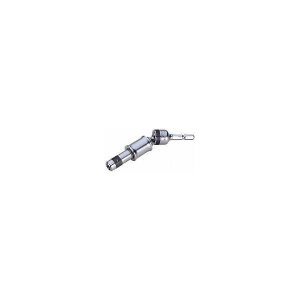TOP 電動ドリル用ユニバーサルジョイントL型 差込角6.35mm EUN635L