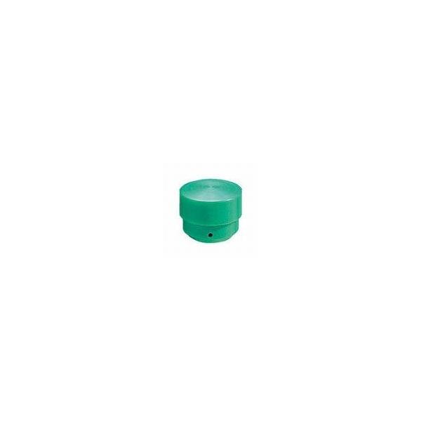 OH ショックレスハンマー用替頭#3用 51.5mm 緑 OS50GH
