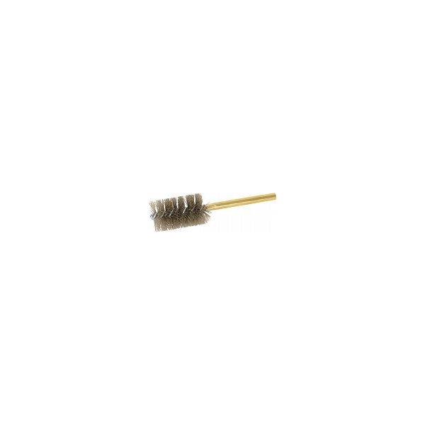 TRUSCO ネジリブラシ 電動用 アラミド繊維 線0.2X外径Φ25X軸Φ6 TB5745
