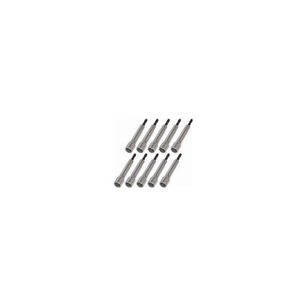 TRUSCO まとめ買い 電動ドライバーソケット 強力タイプ 10mm 10個入 TEF10H10