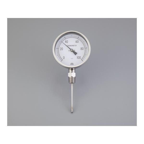 2-3226-03 バイメタル温度計 センサー形状:L