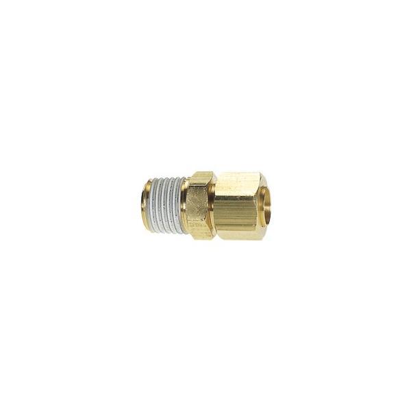 チヨダ スリーブコネクターニップル 10×6.5mm・R1/4 YPN-10-02