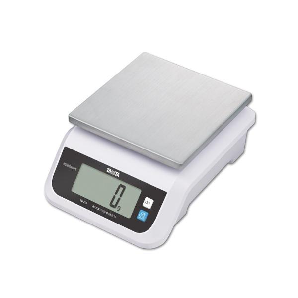 タニタ デジタル自動上皿はかり KW-210-2K(2kg)
