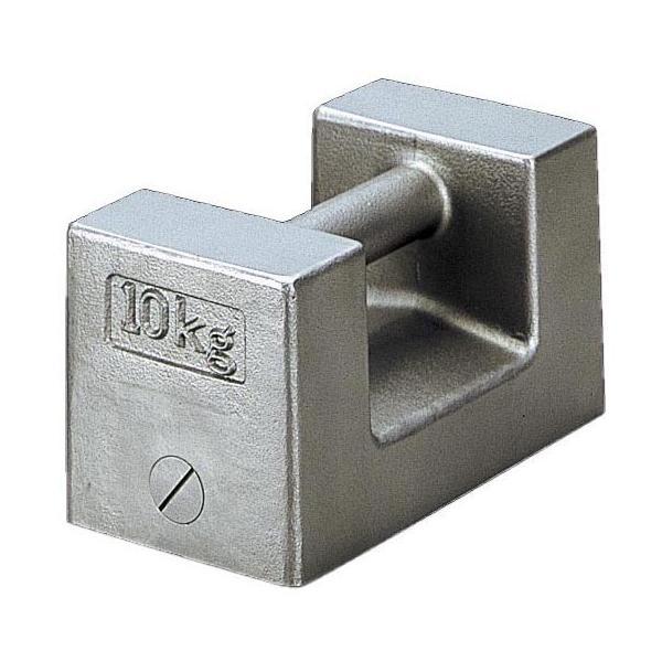 ケニス まくら型分銅(M1級) 10kg