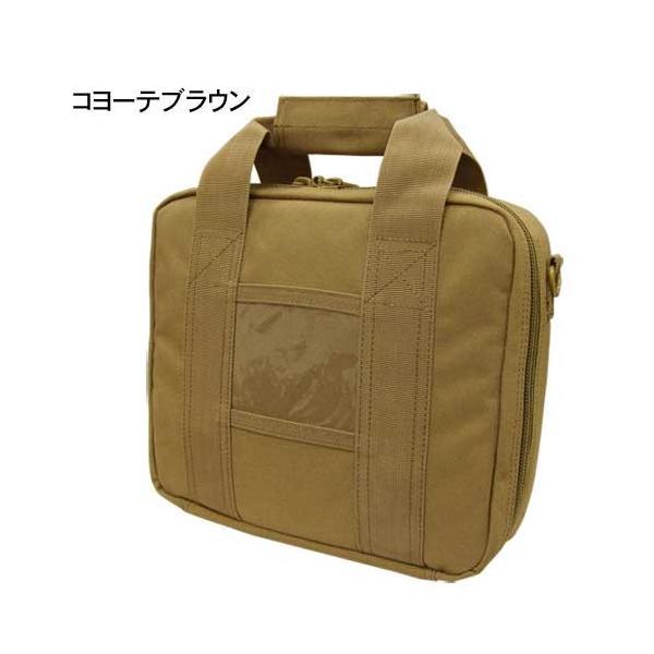 在庫販売 CONDOR コンドル 149 タクティカルギア ピストルケース ハンドガンケース ソフトタイプ egears 05