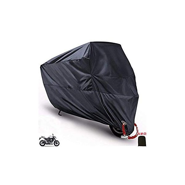 MONOJOY バイクカバー 小型 防水 防塵 耐熱 盗難防止 鍵穴取れない 小型(50?125cc対応 220×90×100cm)|eh-style|15