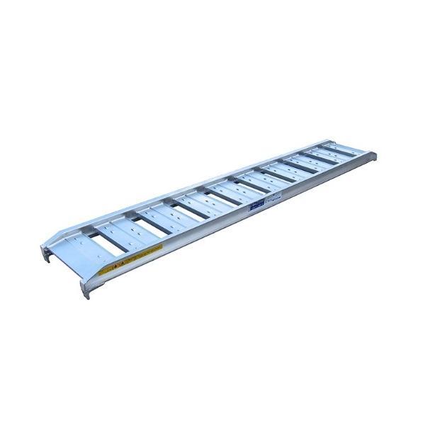 法人様限定商品■アルインコ(ALINCO)アルミブリッジ(2本1セット) SA183005[メーカー直送品]