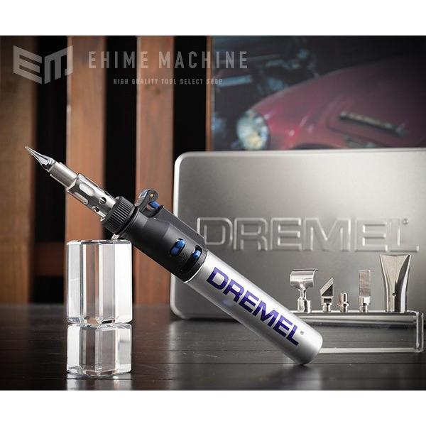 在庫有り DREMEL ドレメル バーサティップ 2000 ブタンガス採用コードレスはんだごて|ehimemachine