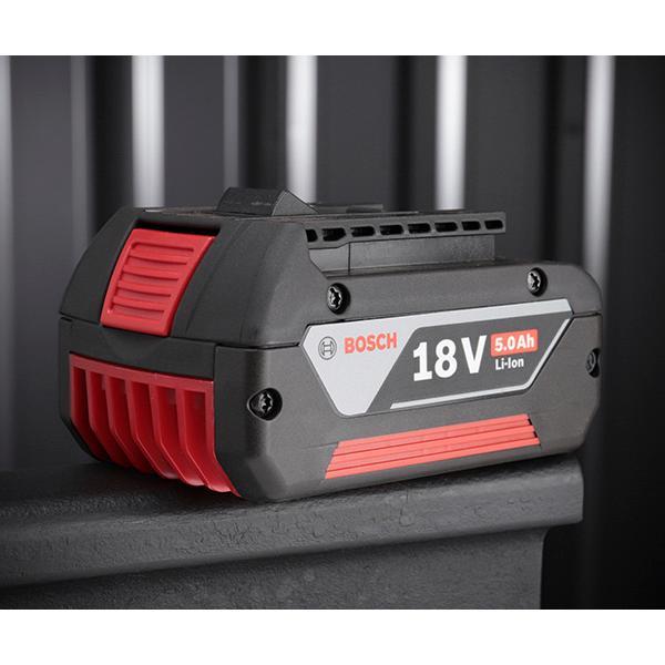 BOSCH ボッシュ 18V リチウムイオンバッテリー 5.0Ah A1850LIB|ehimemachine
