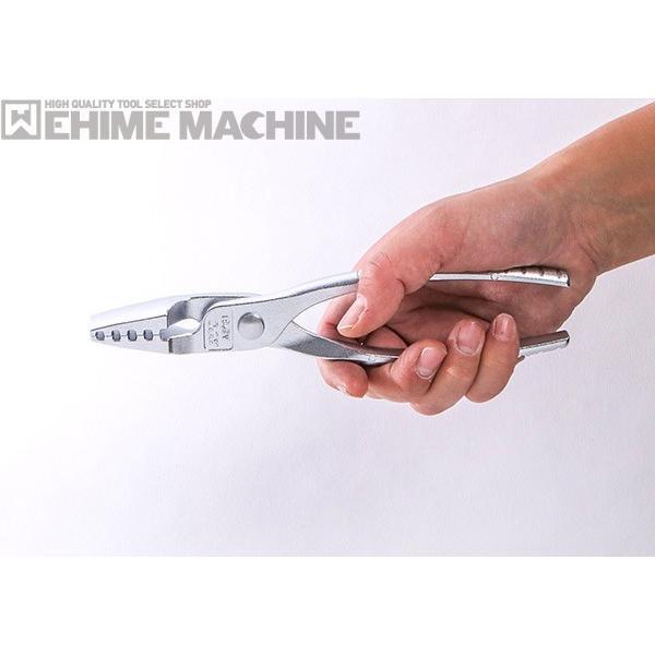 KTC ホースクリッププライヤー AE931 開き幅アップモデル|ehimemachine|05