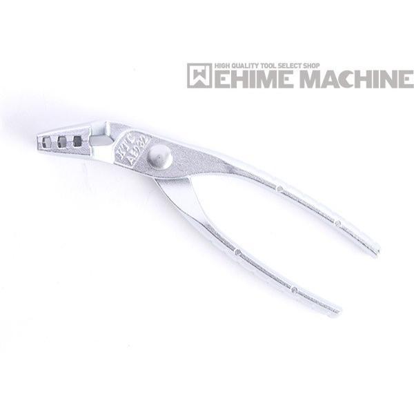 KTC ホースクリッププライヤー AE932 ショートベントタイプ|ehimemachine|02
