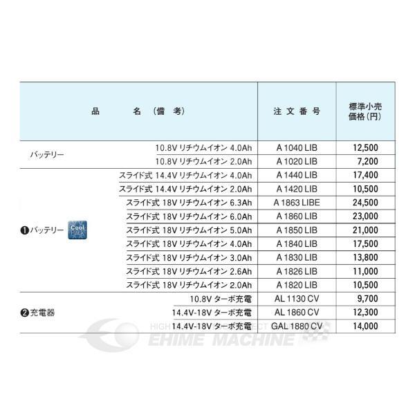 BOSCH ボッシュ 14.4V 18V リチウムイオンバッテリー用充電器 AL1860CV|ehimemachine|02