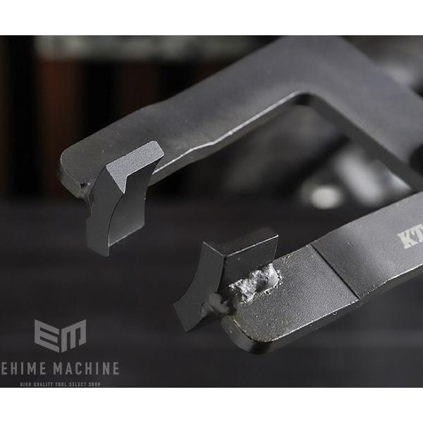 [新製品] KTC AS412 ボールジョイントブーツプライヤー|ehimemachine|03