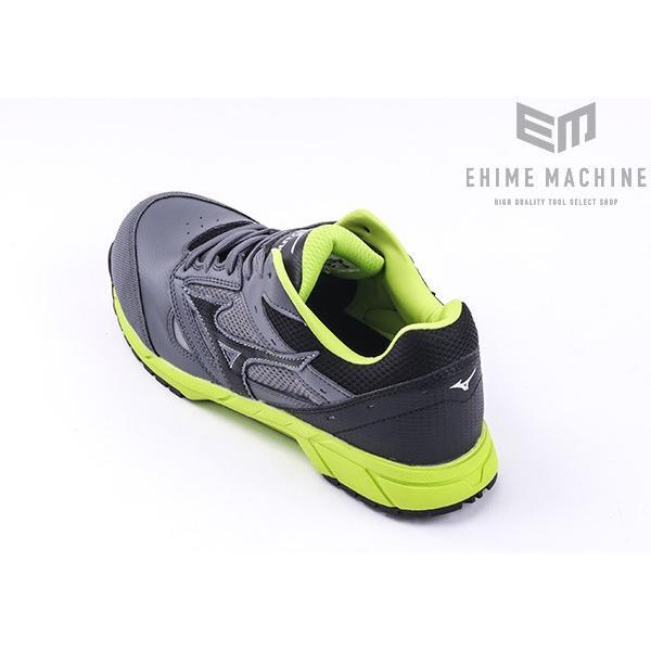 ミズノ 安全靴 オールマイティ LS 紐タイプ C1GA170005 ワーキングシューズ|ehimemachine|04
