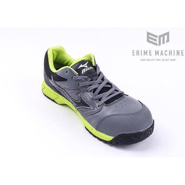 ミズノ 安全靴 オールマイティ LS 紐タイプ C1GA1700 ワーキングシューズ|ehimemachine|06