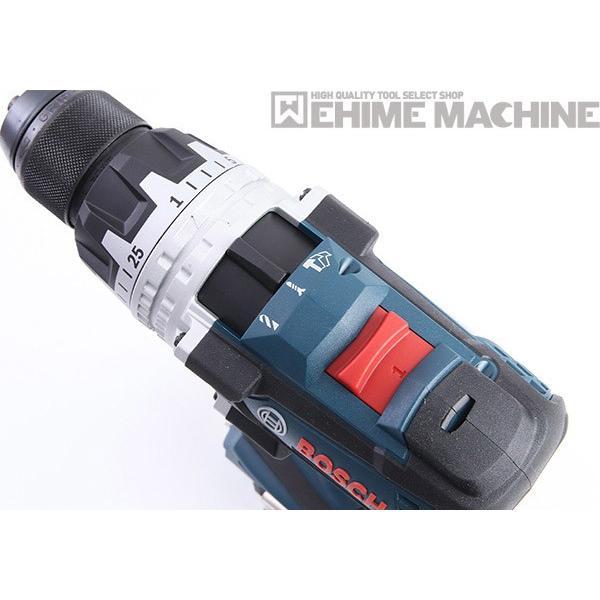 [新製品] BOSCH ボッシュ コードレス振動ドライバードリル 本体のみ GSB 18V-85CH|ehimemachine|07